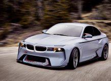 BMW 2002 Hommage Concept фото
