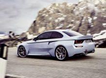 Фото концепта BMW 2002 Hommage