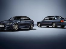 BMW M3 30 Years M3 фото