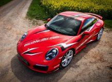 Тюнинг Porsche 911 Carrera S от Mcchip фото