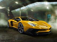 Диски Vossen на Lamborghini Aventador SV фото