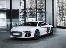 Фото Audi R8 V10 plus в версии selection 24h