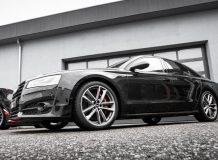 Фото тюнинг Audi S8 plus от Mcchip