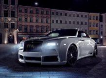 Обвес Overdose для Rolls-Royce Wraith фото