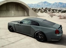 Rolls-Royce Wraith Overdose от Spofec фото