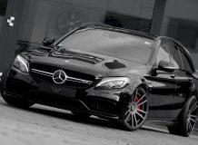 Фото Startrack 6.8 на базе Mercedes-AMG C63
