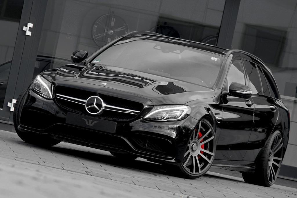 Startrack 6.8 на базе Mercedes-AMG C63