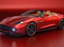 Aston Martin Vanquish Zagato Volante фото