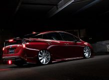 Обвес на Toyota Prius 4 от WALD фото