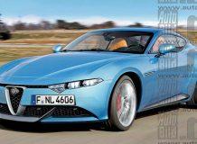 Так может выглядеть возрожденная Alfa Romeo Brera