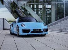 Новый Порше 911 Турбо S от ателье TechArt фото