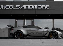 Диски Wheelsandmore на стон Мартин Вантаж GT12 фото