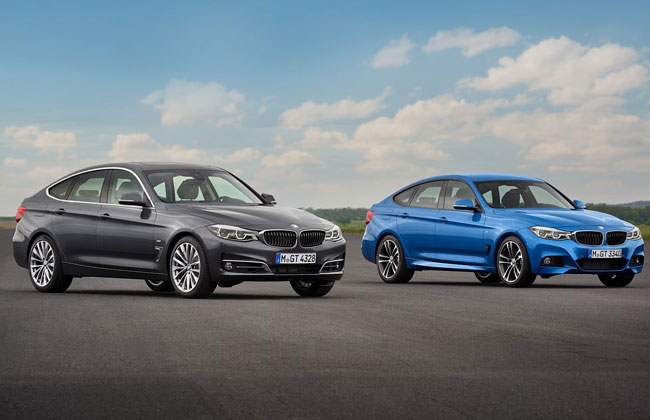 BMW 3 Gran Turismo 2017