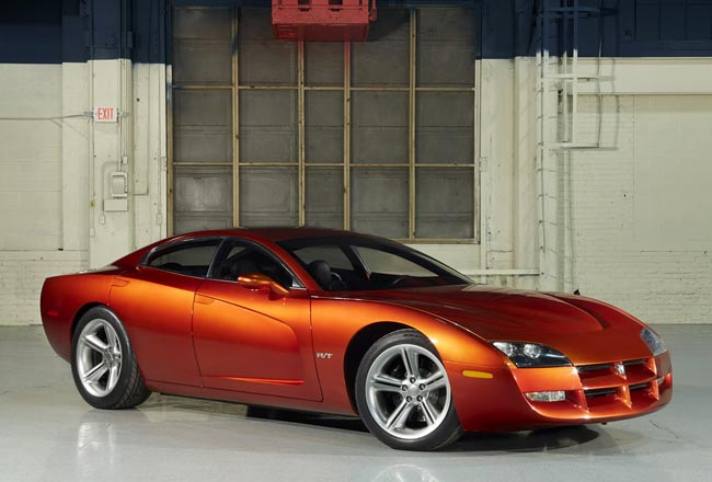 Dodge Charger Concept 1999 года
