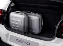Багажник нового Ситроен С3 фото