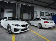 Фото тюнинг BMW M2 от Dahler фото