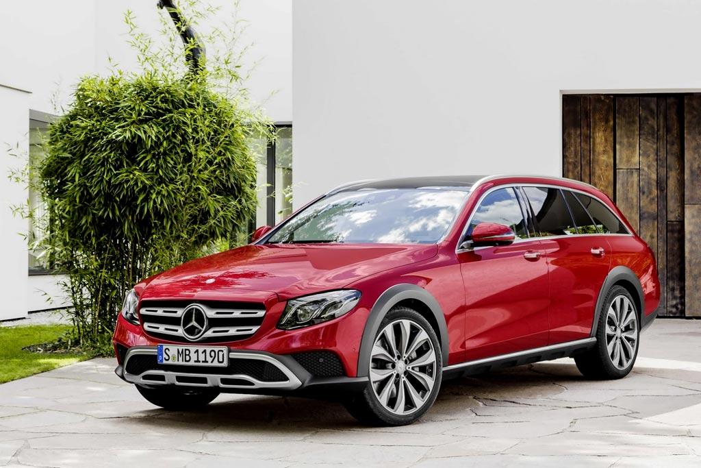 Вседорожный универсал Mercedes E-Class All Terrain