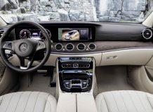 Фото салона Mercedes-Benz E All-Terrain