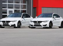 Фото тюнинг BMW M3 и M4 от G-Power