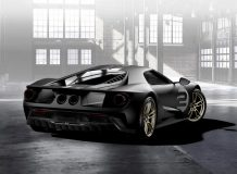 Ford GT 66 Heritage Edition фото
