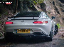 Фото тюнинг Мерседес-АМГ GT S от RevoZport