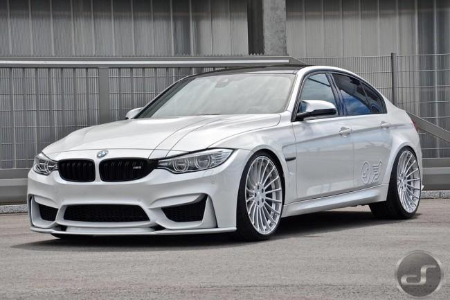 BMW M3 (F80) от ателье Hamann