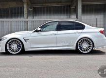 Диски Hamann Anniversary Evo на BMW M3 фото