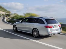 Фото Mercedes E универсал S213