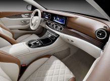 Фото салона Mercedes E S213
