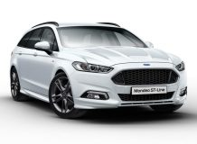 Ford Mondeo ST-Line фото