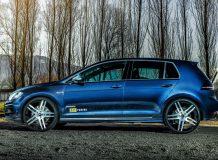 Фото тюнинг VW Golf 7 R от O.CT Tuning
