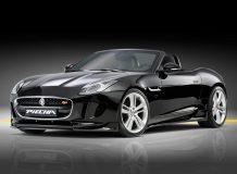 Обвес для Jaguar F-Type от Piecha фото
