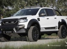 Ford Ranger M-Sport фото