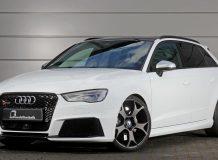 Фото тюнинг Audi RS3 от B&B
