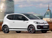 Фото нового Volkswagen up! GTI