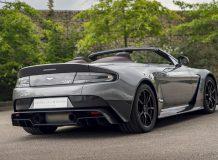 Aston Martin Vantage GT12 Roadster фото