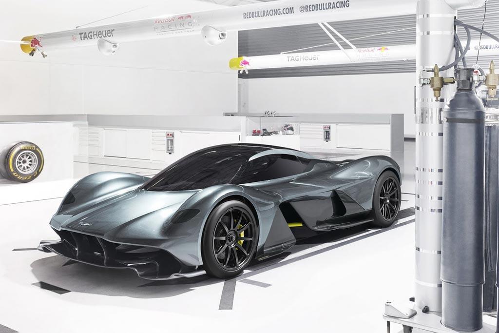 Aston Martin AM-RB 001 фото