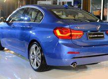 BMW 1-Series Sedan (F52) фото