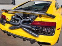 Фото тюнинг Audi R8 II от Undergroung Racing