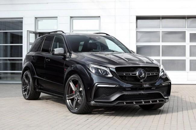Mercedes GLE Infenro от TopCar
