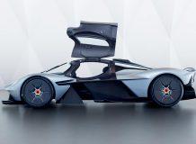 Гиперкар Valkyrie от Aston Martin и Red Bull