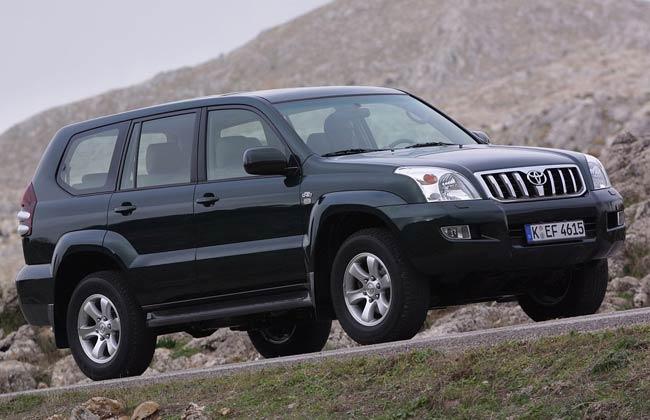 Toyota заняла 9% рынка российского рынка