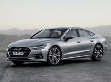 Новый Audi A7 Sportback 2018 фото