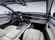 Салон Audi A7 Sportback II