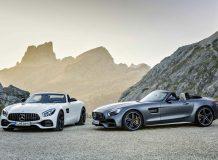 Mercedes-AMG GT C Roadster фото