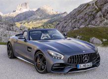 Новый Mercedes-AMG GT C фото