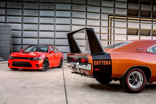 Новый Dodge Charger Daytona