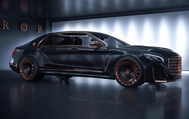 Emperor I на базе Mercedes-Maybach S600