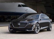 Cadillac Escala Concept фото