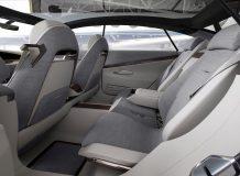 Интерьер Cadillac Escala Concept